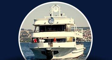 kiralık davet teknesi